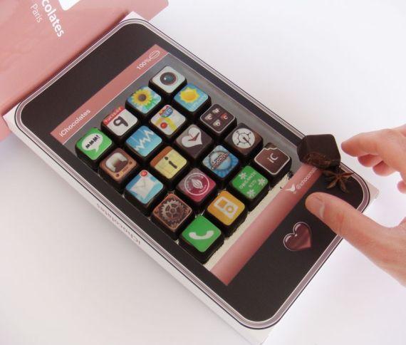 iphone ciocolata
