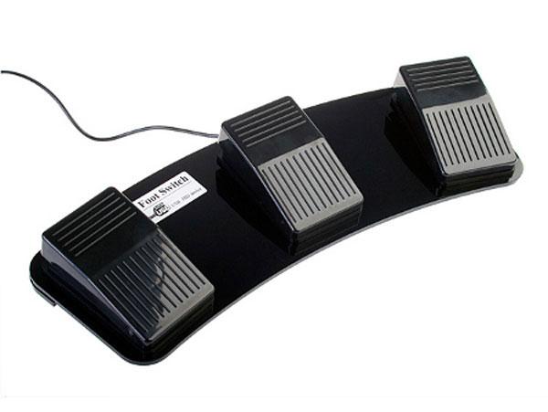 Tastatura cu pedale