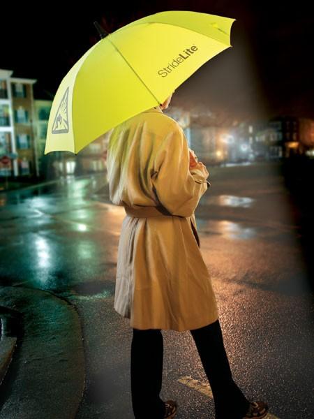 umbrela cu far