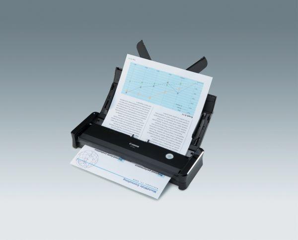 Cel mai rapid scanner duplex A4 portabil