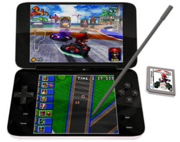 Mario 3D pe console Nintendo 3DS