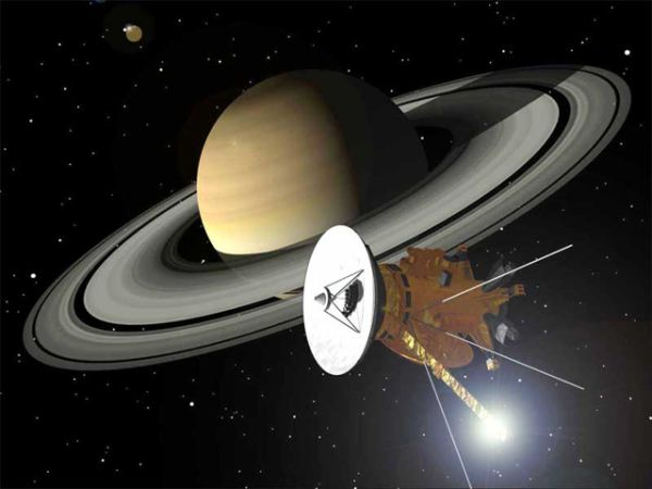 Viata pe Saturn