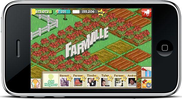 FarmVille pentru iPhone si iPod