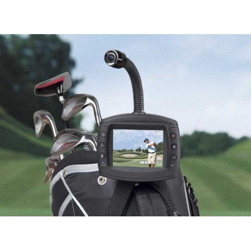 Camera video pentru golf