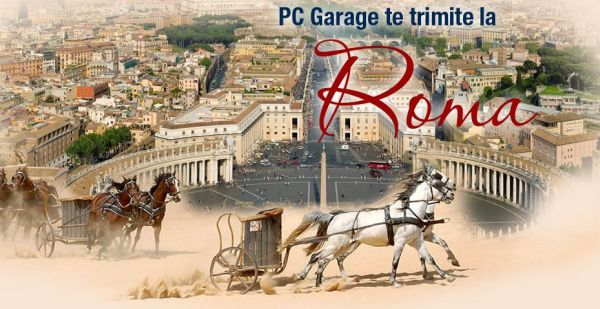 Week-end la Roma