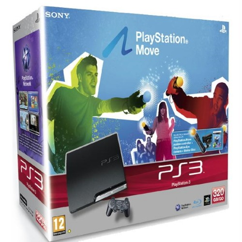 Sony Playstation 3 Slim Move