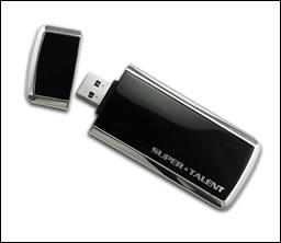 Stick Super Talent USB 3.0 cu RAID intern