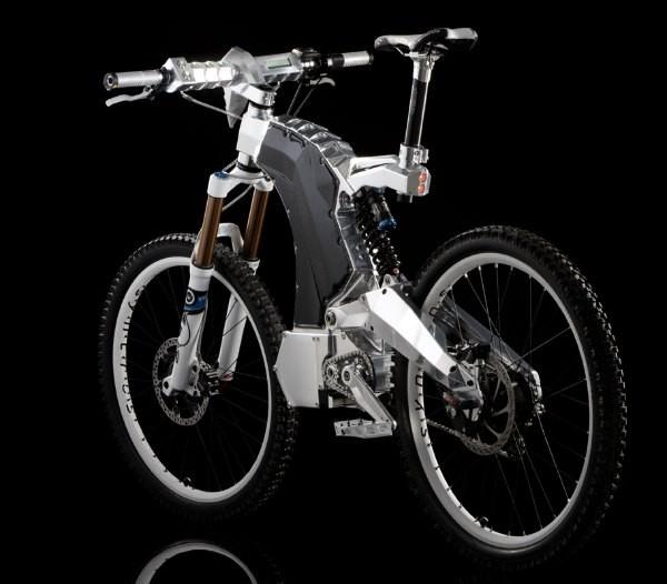 Bicicleta electrica M55