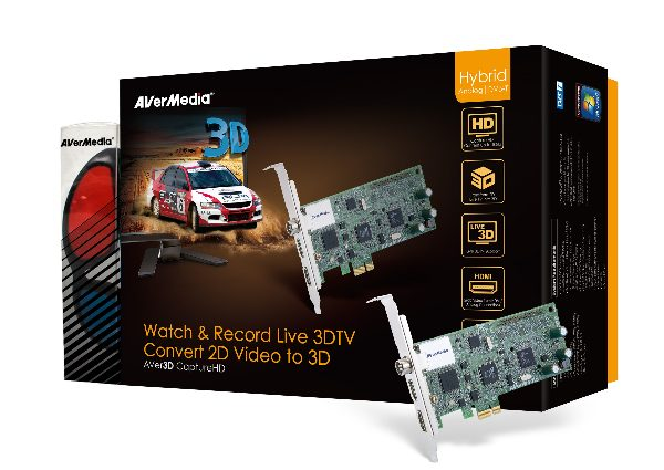 AverMedia AVer3D CaptureHD