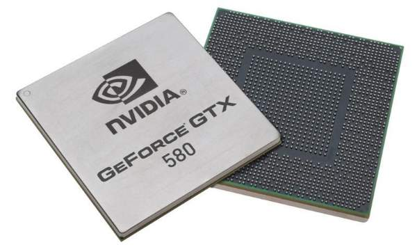 NVIDIA GeForce GTX580