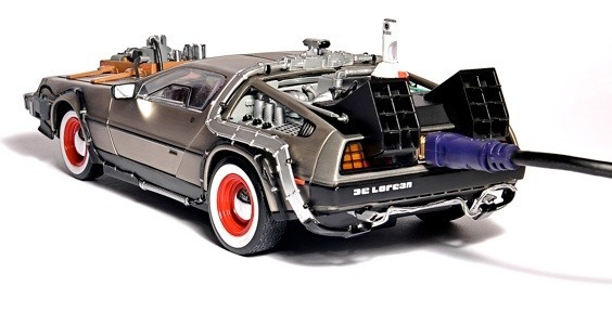 Hard disk DeLorean