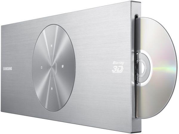 Samsung Blu-ray Player BD-D8900