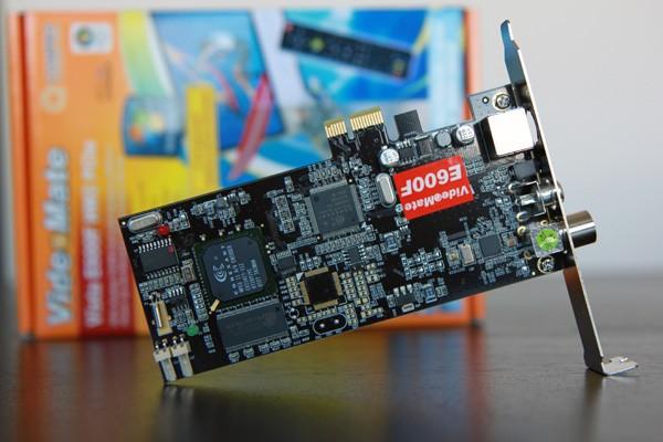 Compro VideoMate Vista E600F HW2 PCIe