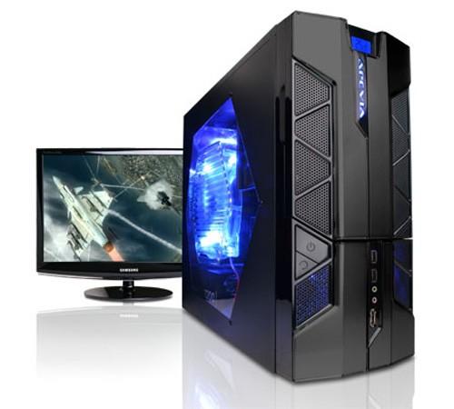 Desktop CyberPower cu Intel Z68