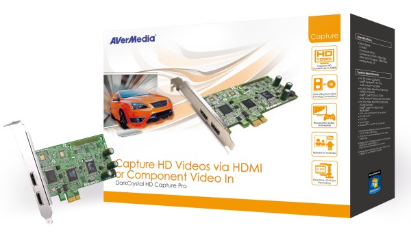 DarkCrystal HD Capture Pro