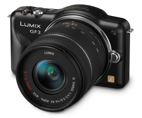 Lumix DMC-GF3