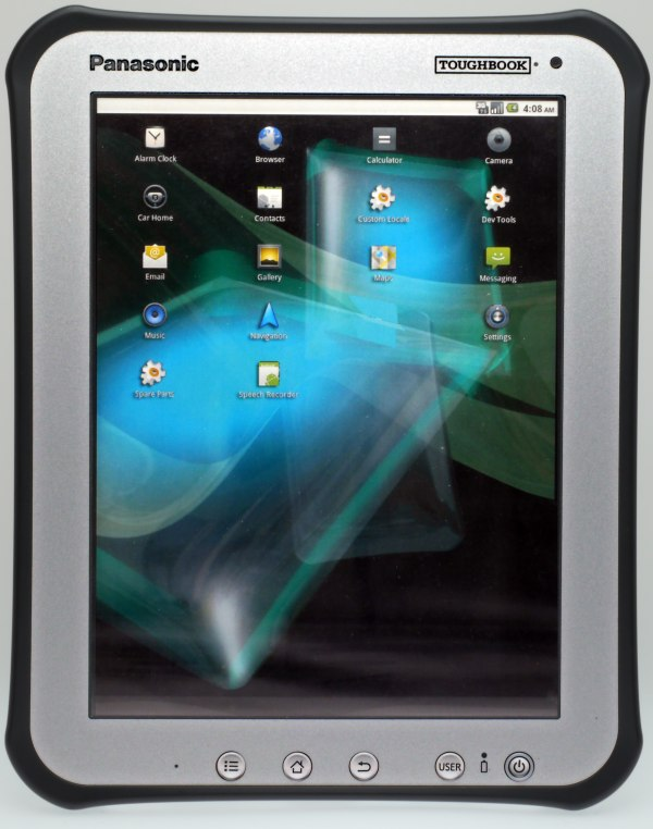 Panasonic Toughbook Android Tablet