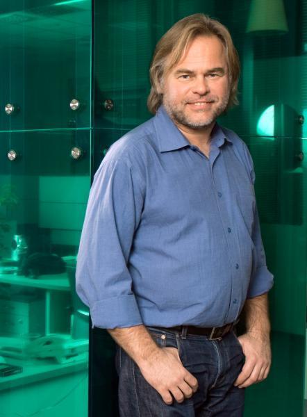 Eugene Kaspersky (născut Yevgeny Valentinovich Kaspersky) fondatorul Kaspersky Lab