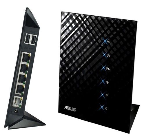 ASUS RT-N56U un router performant cu stil