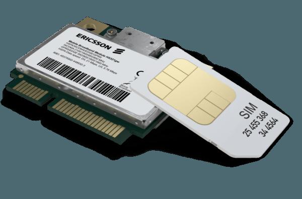 Ericsson Broadband mobil pentru Windows 8