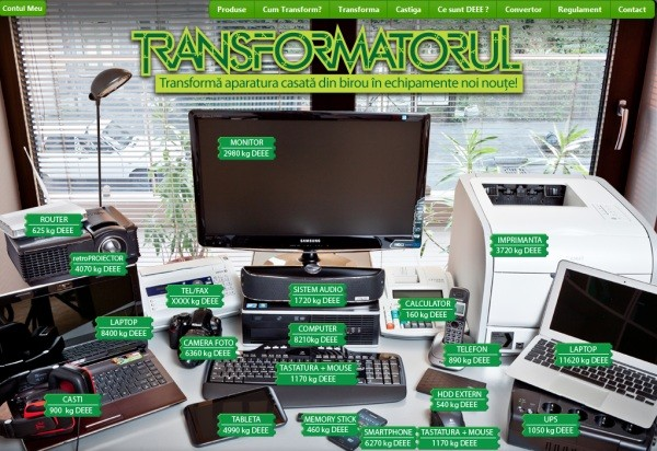 Transformatorul