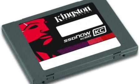 Kingston SSDNow KC100