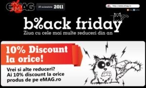 emag black friday stoc epuizat