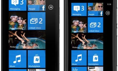 Nokia Lumia 900 vs Lumia 800