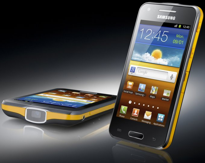 GALAXY telefon proiector