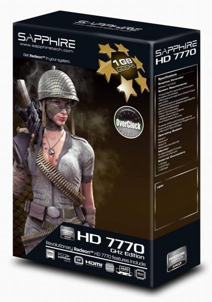SAPPHIRE HD 7700