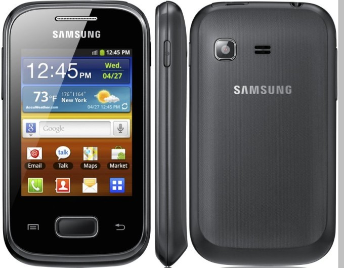 GALAXY Pocket -un smartphone ieftin