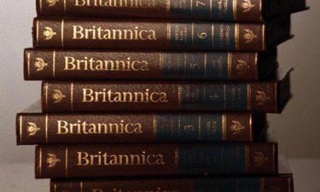 Encyclopædia Britannica renunta la editia printata