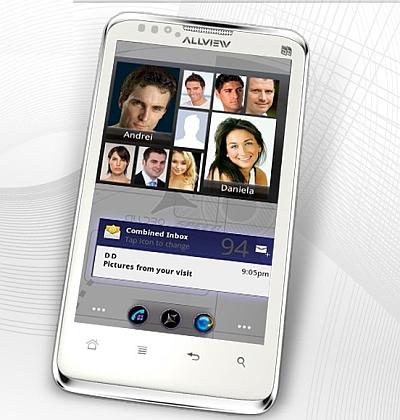P3 AllDro Dual SIM