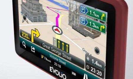 Evolio Mini GPS