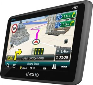 GPS Evolio Preciso HD