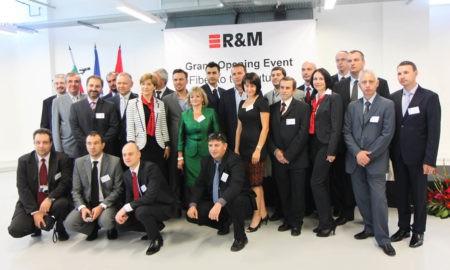 R&M a deschis o fabrică în Bulgaria