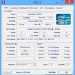 CPU-Z ASUS TAICHI 31