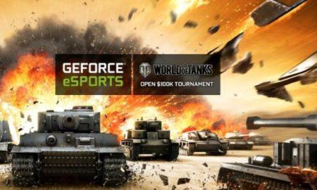 """NVIDIA """"World of Tanks"""""""