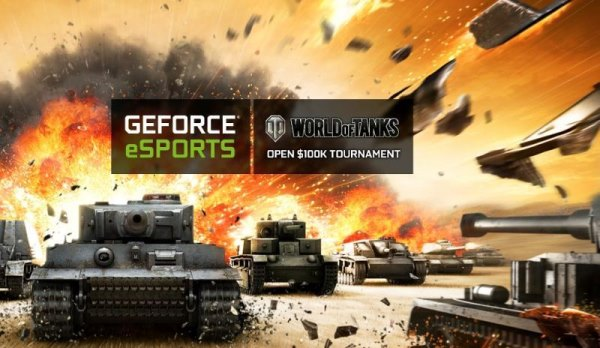 "NVIDIA ""World of Tanks"""