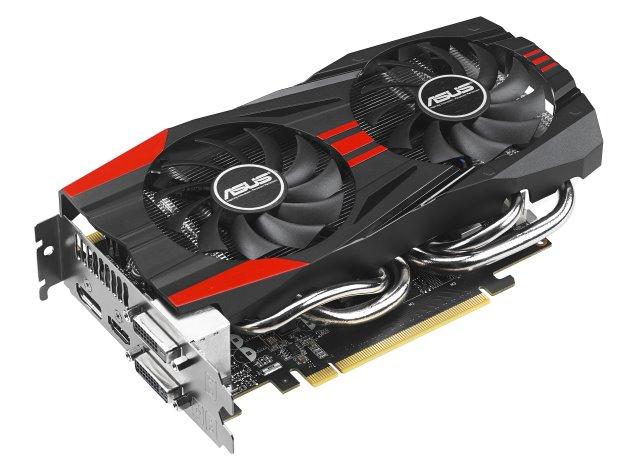 ASUS GTX 760 DirectCU