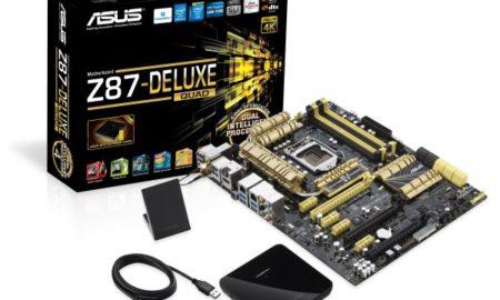 ASUS Z87-Deluxe/Quad ATX