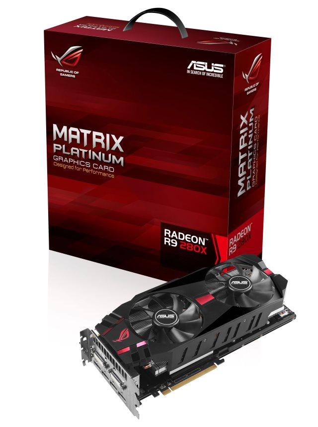 ASUS Matrix R9 280X