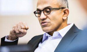 Satya Nadella - CEO Microsoft