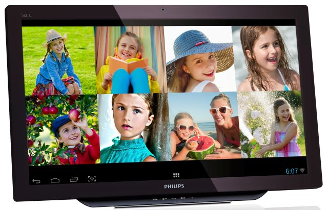 Philips Smart All-In-One S221C4AFD