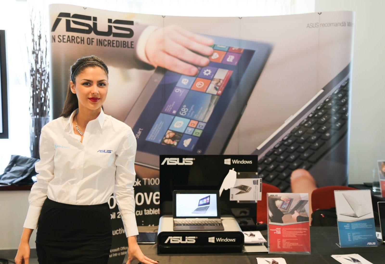 ASUS a participat la Ziua Comunicațiilor 2014.