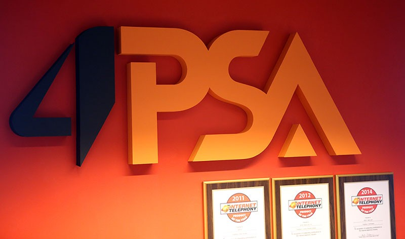 Producătorul de software 4PSA își updatează logoul