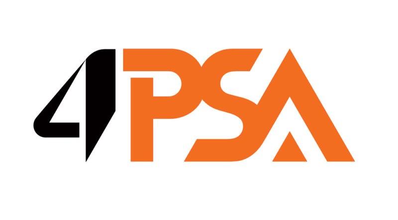 Noul logo 4PSA