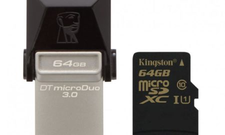Kigston DataTraveler microDuo 3.0