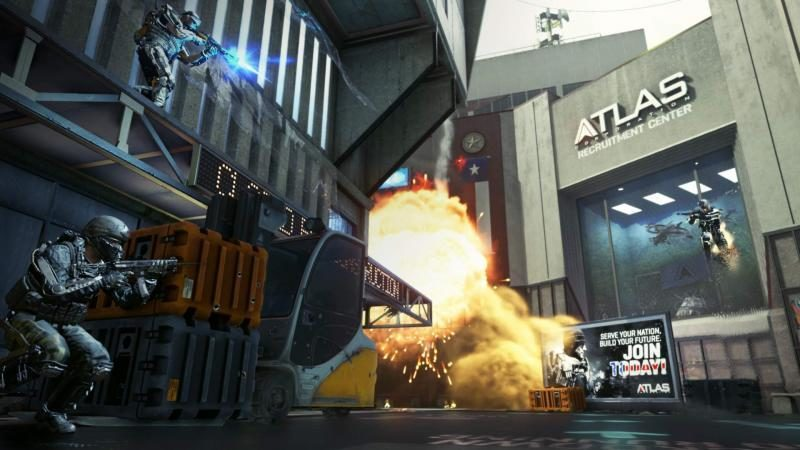 CALL OF DUTY: ADVANCED WARFARE HAVOC