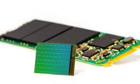 Intel - Micron 3D NAND flash